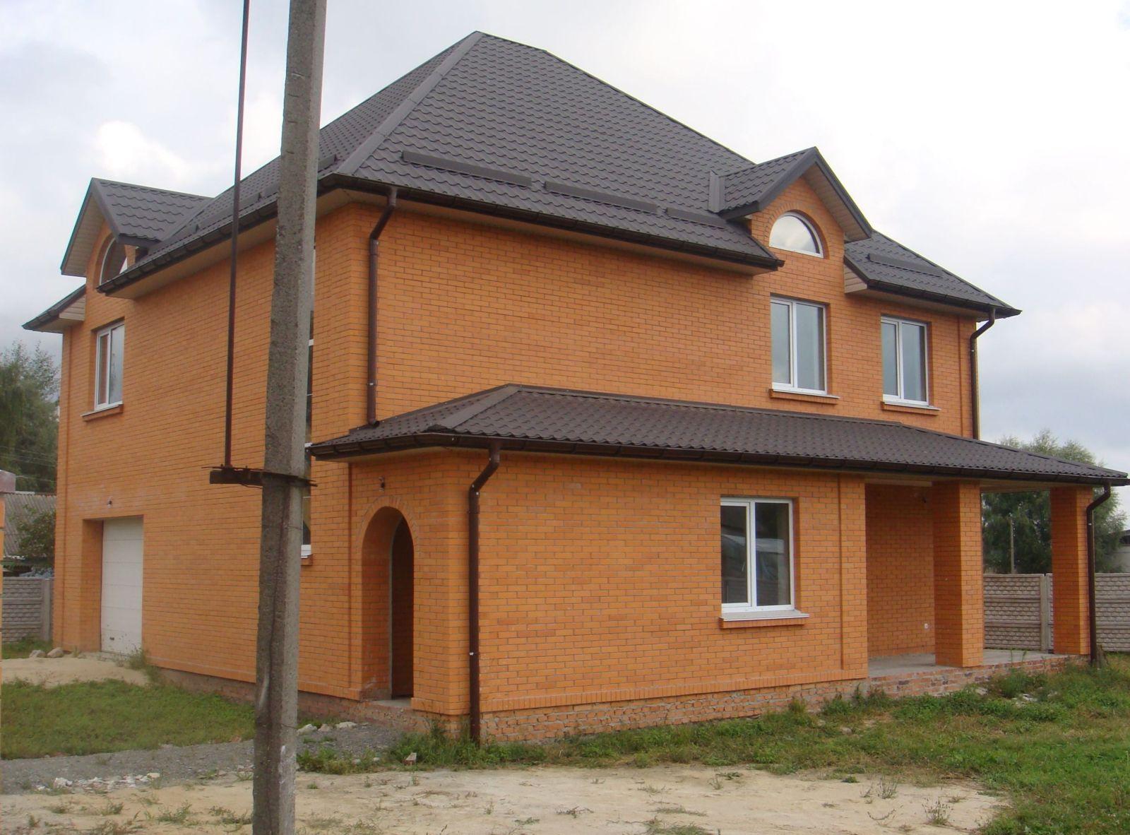 Строительство домов, коттеджей под ключ, Московская область